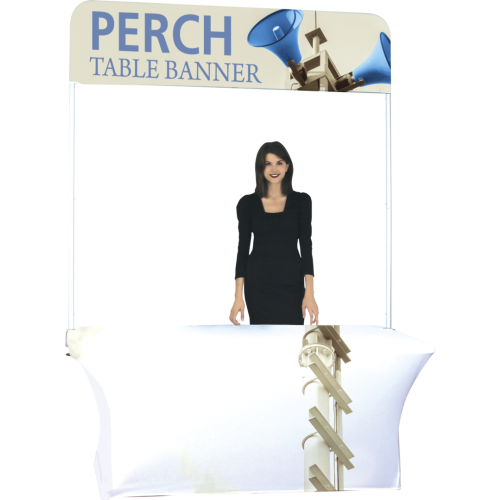 Perch 6 Foot Table Pole Banner