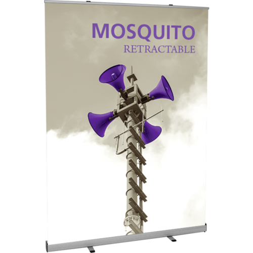 Mosquito 1500 Retractable Banner Stand