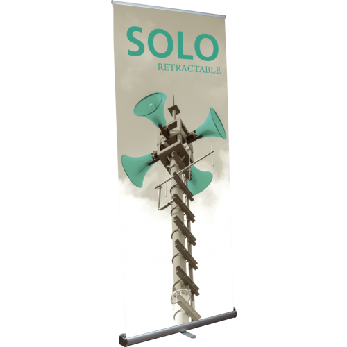 Solo 800 Retractable Banner Stand
