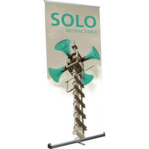 Solo 920 Retractable Banner Stand