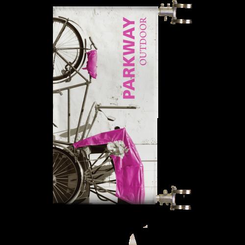 Parkway banner