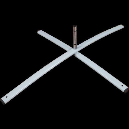 Zoom flex flag cross base
