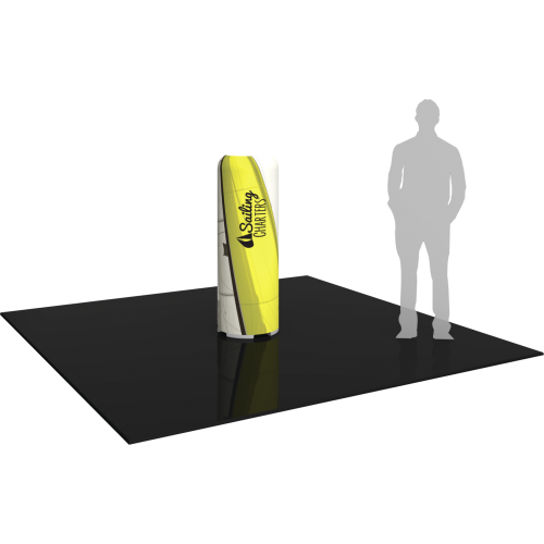 Inflatable column - small