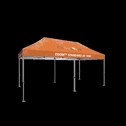 Zoom standard 20' popup tent