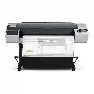 HP Designjet T795 Adaptable, web-connected 44-inch ePrinter