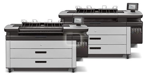HP PageWide XL 4000/4500