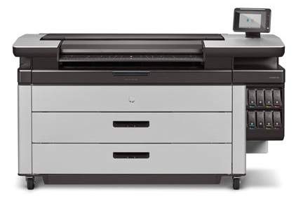HP PageWide XL 5000