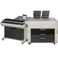 KIP 890 printer